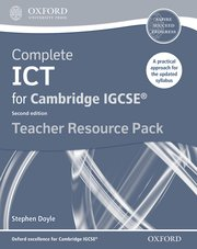 New Complete ICT for Cambridge IGCSE Teacher Pack (2nd ed)