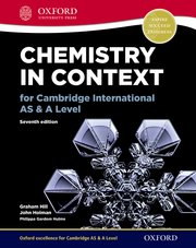 Chemistry in Context for Cambridge International AS & A Level 7th Edition
