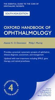 Oxford Handbook of Ophthalmology