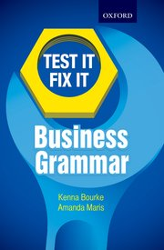 Test IT Fix IT Business Grammar