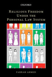 Religious Freedom Under the Personal Law System