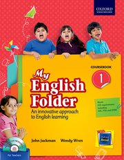 My English Folder Coursebook 1