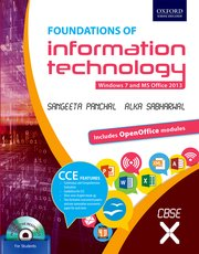 Foundations of Information Technology Class 10
