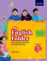 My English Folder Workbook 3