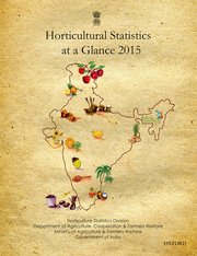 Horticultural Statistics at a Glance 2015