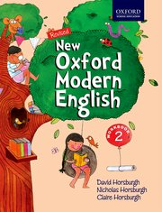 New Oxford Modern English Workbook  - Revised Edition Class 2