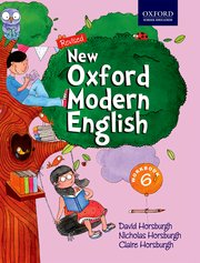 New Oxford Modern English Workbook - Revised Edition Class 6