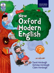 New Oxford Modern English Workbook  - Revised Edition Class 7