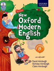 New Oxford Modern English Workbook  - Revised Edition Class 8