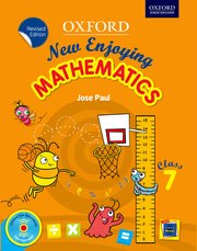 New Enjoying Mathematics - Revised Edition Class 7