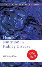 Handbook of Nutrition in Kidney Disease