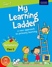 My Learning Ladder, Mathematics, Class 5, Term 1