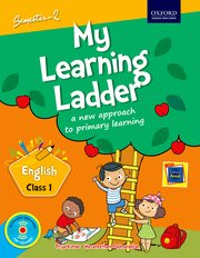 My Learning Ladder, English, Class 1, Semester 2