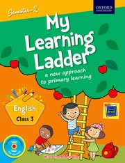 My Learning Ladder, English, Class 3, Semester 2