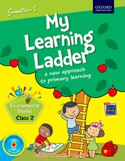 My Learning Ladder, EVS, Class 2, Semester 1
