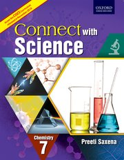 CISCE Connect with Science Chemistry Coursebook 7