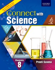 CISCE Connect with Science Chemistry Coursebook 8