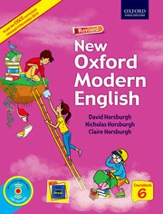 CISCE New Oxford Modern English Coursebook 6