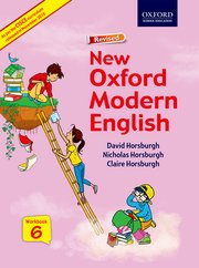 CISCE New Oxford Modern English Workbook 6