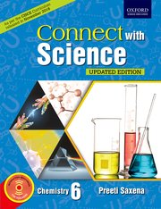 Connect With Science (CISCE EDITION) Chemistry Book 6