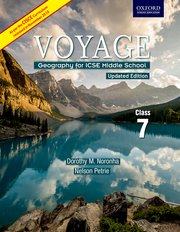 Voyage Coursebook 7 (ICSE Updated Edition)