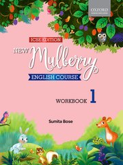 New Mulberry English Course Workbook Class 1 (ICSE Edition)