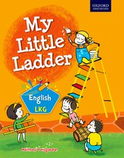My Little Ladder English LKG