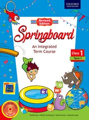 Springboard Class 1, Term 1 (Revised Edition)