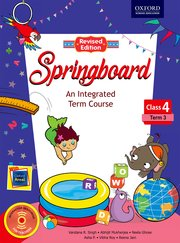 Springboard Class 4, Term 3 (Revised Edition)