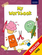 My Workbook on Skills for Learning Readiness English UKG