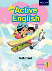 New Active English Workbook Class 1