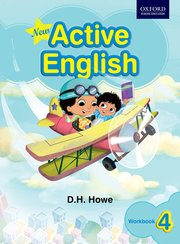 New Active English Workbook Class 4