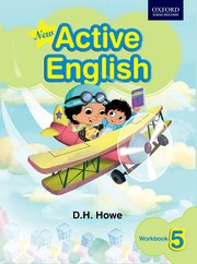 New Active English Workbook Class 5