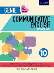 Genie Communicative English Resource Book 10