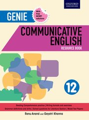 Genie Communicative English Resource Book 12