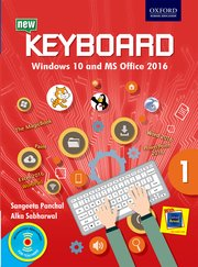 Keyboard Windows 10 and MS Office 2016 Class 1