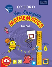 Revised New Enjoying Mathematics Book 6 (Non-CCE Edition)