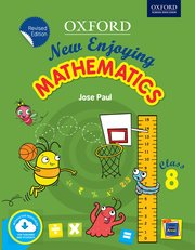 Revised New Enjoying Mathematics Book 8 (Non-CCE Edition)