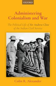 Administering Colonialism and War