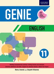 Genie English 11 (NCERT)