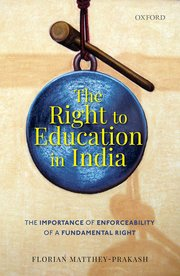 The Right to Education in India