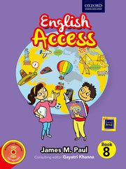 English Access Coursebook 8