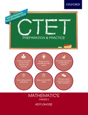 CTET Preparation & Practice: Mathematics