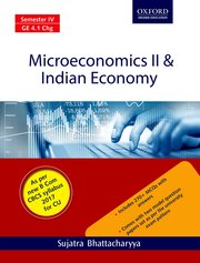 Microeconomics II and Indian Economy