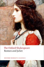 The Oxford Shakespeare-Romeo and Juliet