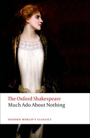 The Oxford Shakespeare-Much Ado About Nothing
