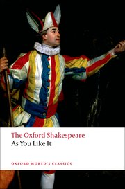 The Oxford Shakespeare-As You Like It