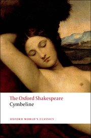 The Oxford Shakespeare-Cymbeline