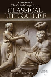 The Oxford Companion to Classical Literature