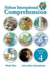 Nelson Comprehension International Student's Book 4